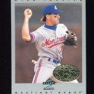1997 Score Premium Stock Baseball #289 Mike Lansing - Montreal Expos