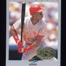 1997 Score Premium Stock Baseball #280 Eric Davis - Cincinnati Reds
