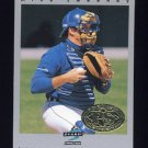 1997 Score Premium Stock Baseball #262 Mike Sweeney - Kansas City Royals