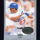 1997 Score Premium Stock Baseball #186 Roger Cedeno - Los Angeles Dodgers