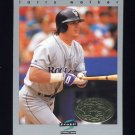 1997 Score Premium Stock Baseball #176 Larry Walker - Colorado Rockies