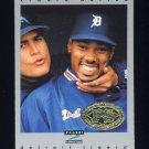 1997 Score Premium Stock Baseball #166 Kimera Bartee - Detroit Tigers