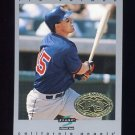 1997 Score Premium Stock Baseball #149 Tim Salmon - California Angels