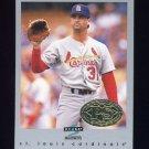 1997 Score Premium Stock Baseball #144 Donovan Osborne - St. Louis Cardinals