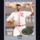 1997 Score Premium Stock Baseball #129 Darren Oliver - Texas Rangers