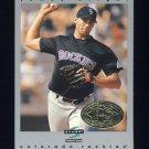 1997 Score Premium Stock Baseball #121 Jamey Wright - Colorado Rockies