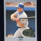 1997 Score Premium Stock Baseball #113 Todd Hollandsworth - Los Angeles Dodgers