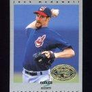 1997 Score Premium Stock Baseball #085 Jack McDowell - Cleveland Indians