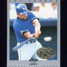 1997 Score Premium Stock Baseball #070 Sal Fasano - Kansas City Royals