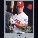 1997 Score Premium Stock Baseball #002 Mickey Tettleton - Texas Rangers
