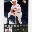 1997 Score Baseball Pitcher Perfect #11 Will Clark - Texas Rangers