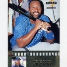1997 Score Baseball Pitcher Perfect #09 Joe Carter - Toronto Blue Jays