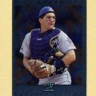 1997 Score Baseball Showcase Series #039 Kirt Manwaring - Houston Astros