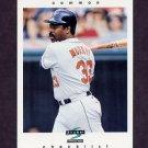 1997 Score Baseball #328 Eddie Murray CL - Baltimore Orioles