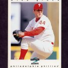 1997 Score Baseball #292 Mike Grace - Philadelphia Phillies