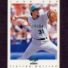 1997 Score Baseball #266 Robb Nen - Florida Marlins