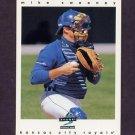 1997 Score Baseball #262 Mike Sweeney - Kansas City Royals