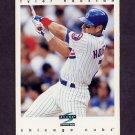 1997 Score Baseball #259 Tyler Houston - Chicago Cubs