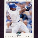 1997 Score Baseball #244 Sammy Sosa - Chicago Cubs