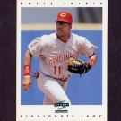 1997 Score Baseball #242 Barry Larkin - Cincinnati Reds
