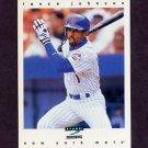 1997 Score Baseball #237 Lance Johnson - New York Mets