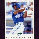 1997 Score Baseball #229 Robert Perez - Toronto Blue Jays