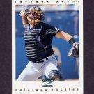 1997 Score Baseball #224 Jayhawk Owens - Colorado Rockies