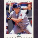 1997 Score Baseball #207 Kevin Sietzer - Cleveland Indians