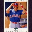 1997 Score Baseball #203 Ivan Rodriguez - Texas Rangers