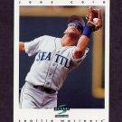 1997 Score Baseball #201 Joey Cora - Seattle Mariners