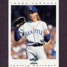 1997 Score Baseball #192 Randy Johnson - Seattle Mariners
