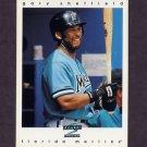 1997 Score Baseball #184 Gary Sheffield - Florida Marlins