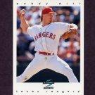 1997 Score Baseball #182 Bobby Witt - Texas Rangers