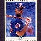 1997 Score Baseball #173 Sandy Alomar Jr. - Cleveland Indians