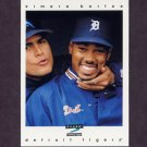 1997 Score Baseball #166 Kimera Bartee - Detroit Tigers