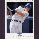 1997 Score Baseball #152 Wally Joyner - San Diego Padres