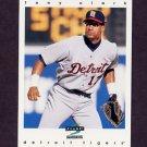 1997 Score Baseball #142 Tony Clark - Detroit Tigers