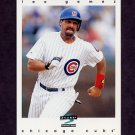 1997 Score Baseball #137 Leo Gomez - Chicago Cubs