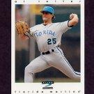 1997 Score Baseball #124 Al Leiter - Florida Marlins