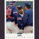 1997 Score Baseball #119 Tom Gordon - Boston Red Sox