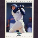 1997 Score Baseball #114 Ruben Rivera - New York Yankees