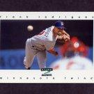 1997 Score Baseball #108 Frank Rodriguez - Minnesota Twins