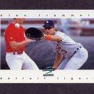 1997 Score Baseball #106 Alan Trammell - Detroit Tigers