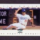 1997 Score Baseball #103 Eric Karros - Los Angeles Dodgers