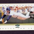 1997 Score Baseball #101 John Valentin - Boston Red Sox