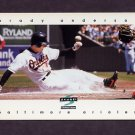 1997 Score Baseball #096 Brady Anderson - Baltimore Orioles