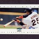 1997 Score Baseball #091 Barry Bonds - San Francisco Giants