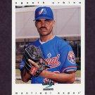 1997 Score Baseball #086 Ugueth Urbina - Montreal Expos