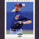1997 Score Baseball #085 Jack McDowell - Cleveland Indians