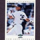 1997 Score Baseball #079 Darryl Strawberry - New York Yankees